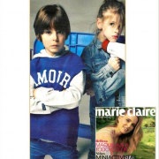 MARIE CLAIRE - DKNY, Timberland &  Zadig&Voltaire